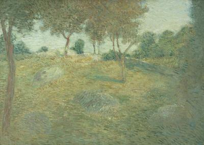 Julian Alden Weir Connecticut Landscape