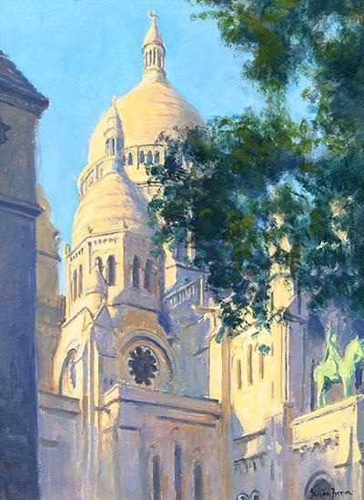 Julian Barrow Sacre Coeur Paris