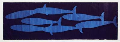 Julian Meredith Whale Pod by Julian Meredith