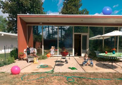 Julie Blackmon Patio