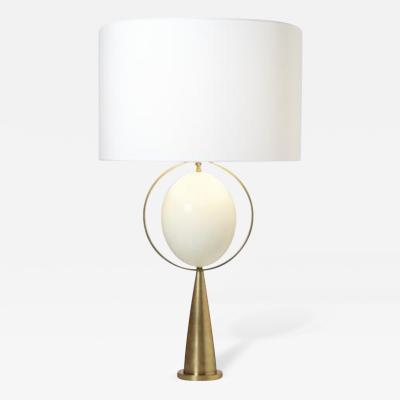 Julien Barrault The Eggo Table Lamp by Julien Barrault