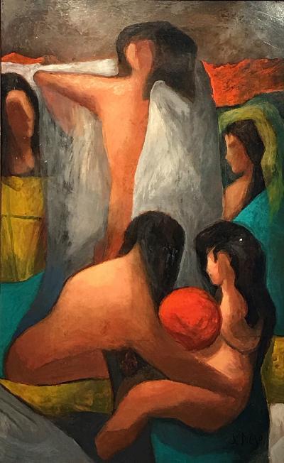 Julio De Diego Untitled