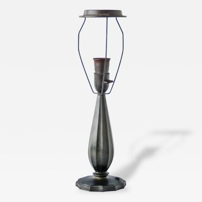 Just Andersen A Table Lamp by Just Andersen