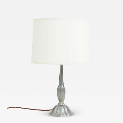 Just Andersen Art Deco Table Lamp by Just Andersen
