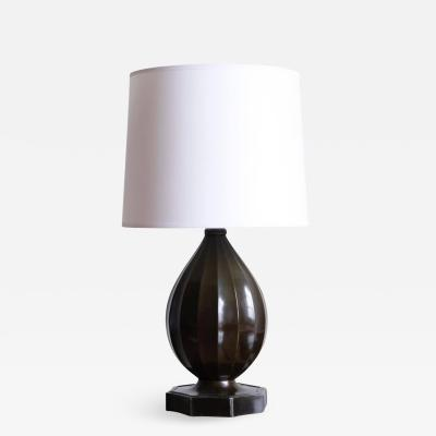 Just Andersen Just Andersen Bulb Form Table Lamp