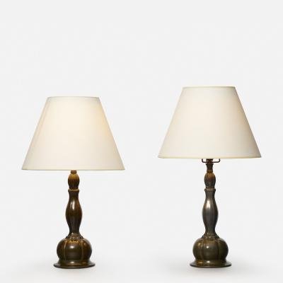 Just Andersen Just Andersen table lamps set of two