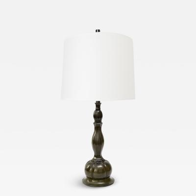 Just Andersen Scandinavian Modern table lamp designed by Just Andersen