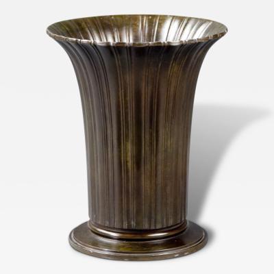 Just Andersen Vase by Just Andersen 1884 1943 Denmark 1930s