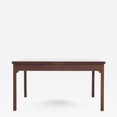 Kaare Klint Dining Table in Cuban Mahogany