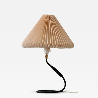Kaare Klint Elegant Rare Table Lamp or Wall Light by Kaare Klint for Le Klint Denmark