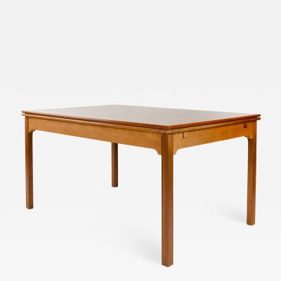 Kaare Klint Extending Dining Table