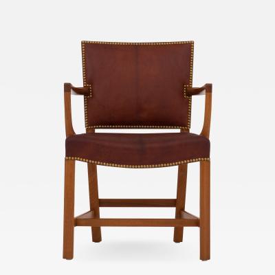 Kaare Klint KK 3758A Armchair in mahogany