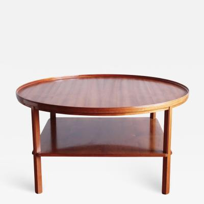 Kaare Klint Kaare Klint Cuban Mahogany Coffee Table
