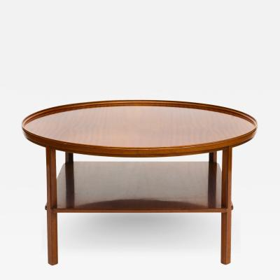 Kaare Klint MAHOGANY COFFEE TABLE BY KAARE KLINT