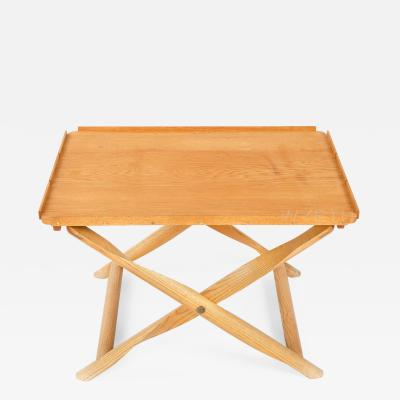Kaare Klint Propeller Stool and Table by Kaare Klint
