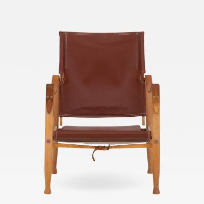Kaare Klint Safari chair in ash