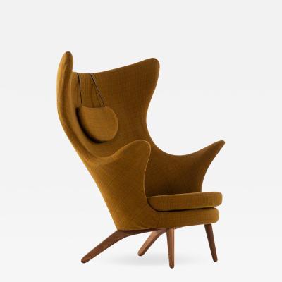 Kai Bruun Easy Chair Model Siesta Produced by Sesam M bler