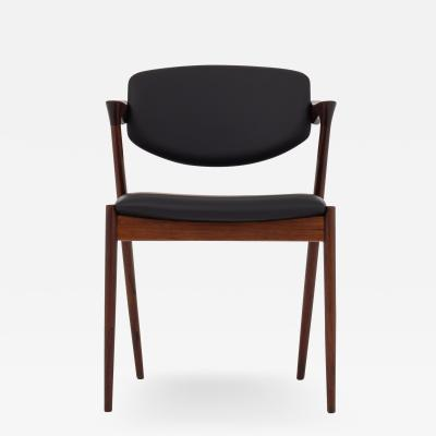 Kai Kristiansen Chair in rosewood