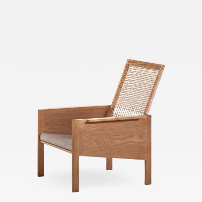 Kai Kristiansen Easy Chair Model 179 Produced by Christian Jensen M belsnedkeri