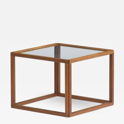 Kai Kristiansen KAI KRISTIANSEN CUBE SIDE TABLE
