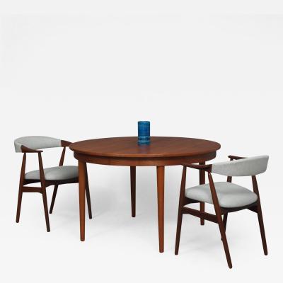 Kai Kristiansen KAI KRISTIANSEN TEAK DINING TABLE