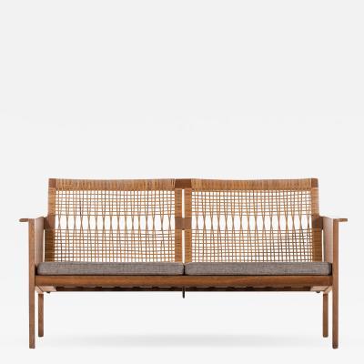 Kai Kristiansen Sofa Produced by Christian Jensen M belsnedkeri