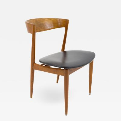 Kai Kristiansen Style Mid Century Modern Dining Chair
