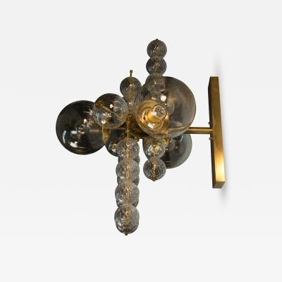 Kamenicky Senov Chandelier or Wall Lamp by Kamenicky Senov 1960s Up to Six Items