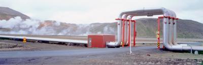 Karen Halverson Krafla Geothermal Power Station Iceland 2012
