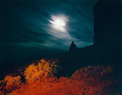 Karen Halverson Shiprock New Mexico 1987