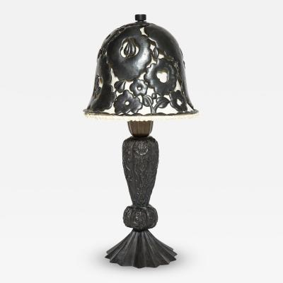 Karl Hagenauer Early Petite Table Lamp by Karl Hagenauer