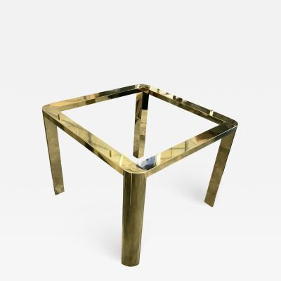 Karl Springer Karl Springer Brass Game Table