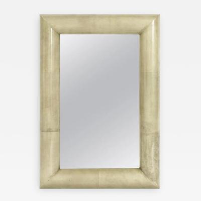 Karl Springer Karl Springer Goatskin Mirror