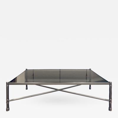 Karl Springer Karl Springer Jansen Style Coffee Table 2002