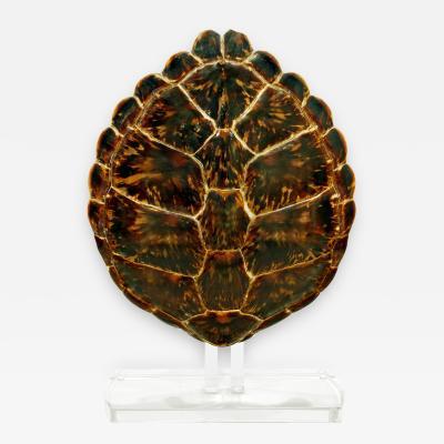 Karl Springer Karl Springer Mounted Tortoise Shell 1970s