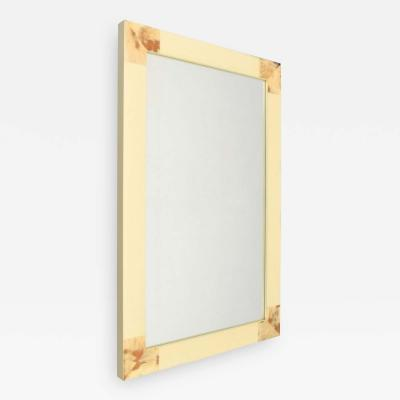 Karl Springer LARGE KARL SPRINGER MIRROR