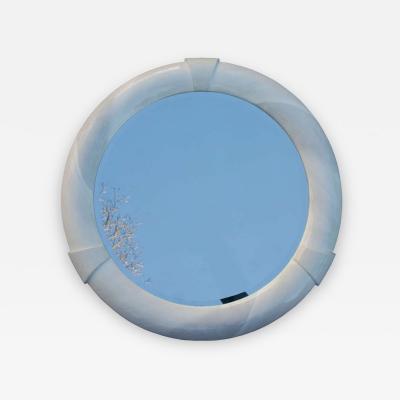 Karl Springer Springer Style Mirror