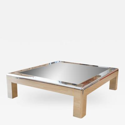 Karl Springer Square Karl Springer Table