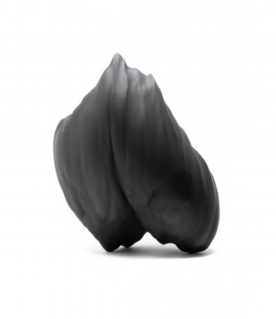 Katz Studio Oceana Bowl Black and Silver