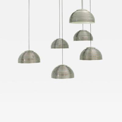 Kazuo Motozawa Saturno Pendant Lamps by Kazuo Motozawa for Staff Germany