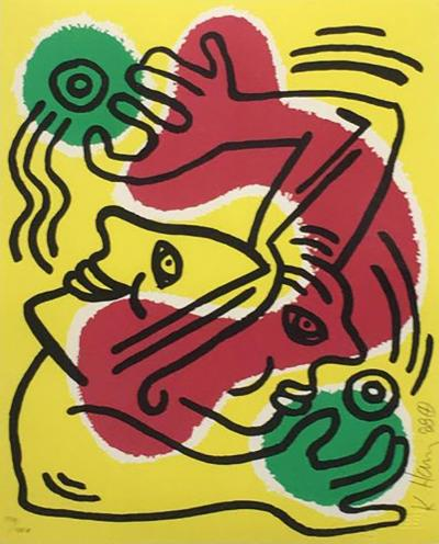 Keith Haring Keith Haring International Volunteer Day