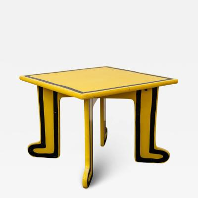 Keith Haring Kids Table By Vilac