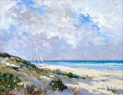 Keith Oehmig Seaside Light