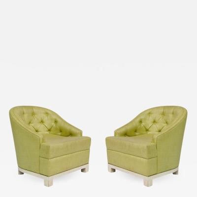 Kelly Wearstler Pair of Kelly Wearstler Chairs from the Viceroy