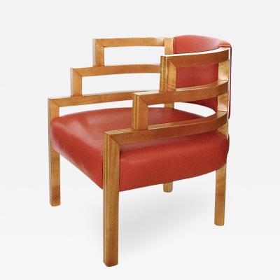 Kem Weber 1927 Arizona Biltmore Hotel Chair by KEM Weber