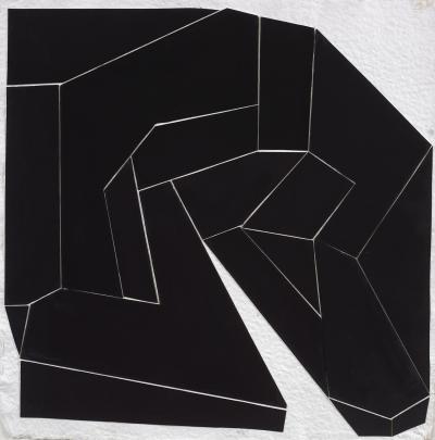Ken Greenleaf Black Collage 10