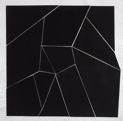 Ken Greenleaf Black Collage 11