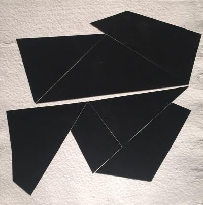 Ken Greenleaf Black Collage 8
