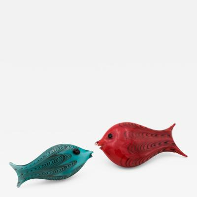 Ken Scott A Pair of Fishes Ken Scott