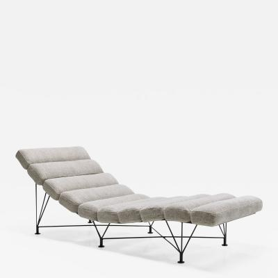 Kenneth Bergenblad Spider Lounge Chair for Dux M bel AB Sweden 1982